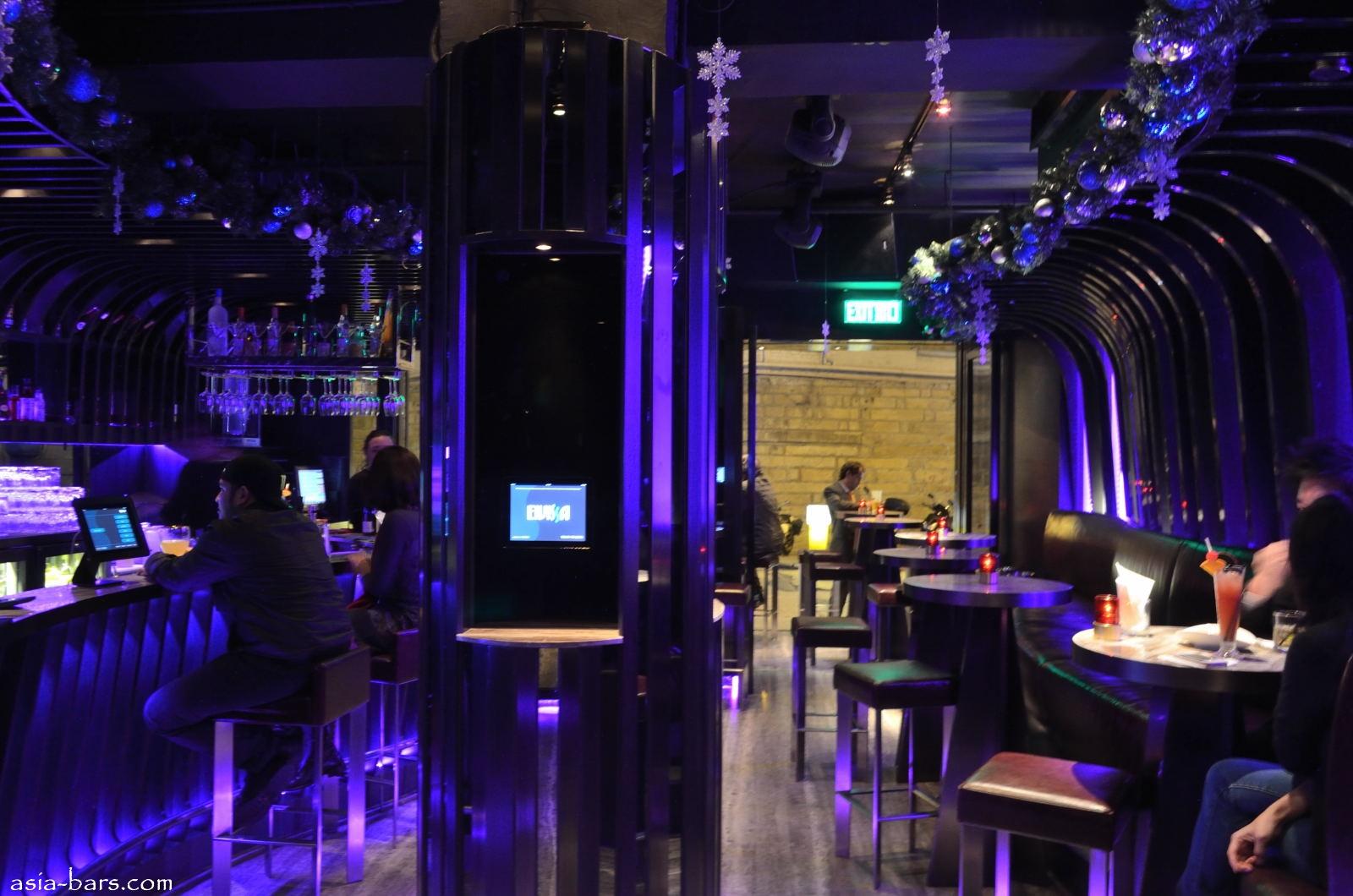 Eivissa Newly Opened Bar In Hong Kong Evokes The