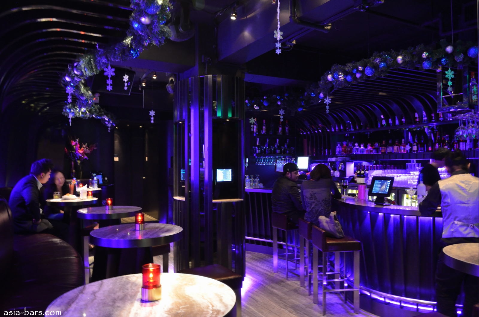 Eivissa Newly Opened Bar In Hong Kong Evokes The