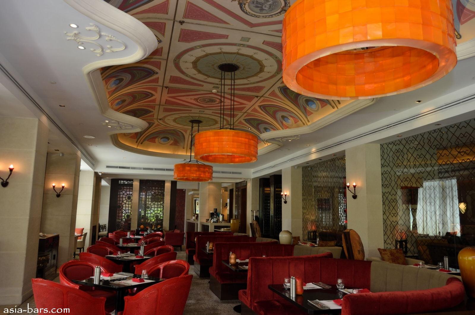 Rosso Elegant Italian Restaurant Amp Lounge Shangri La