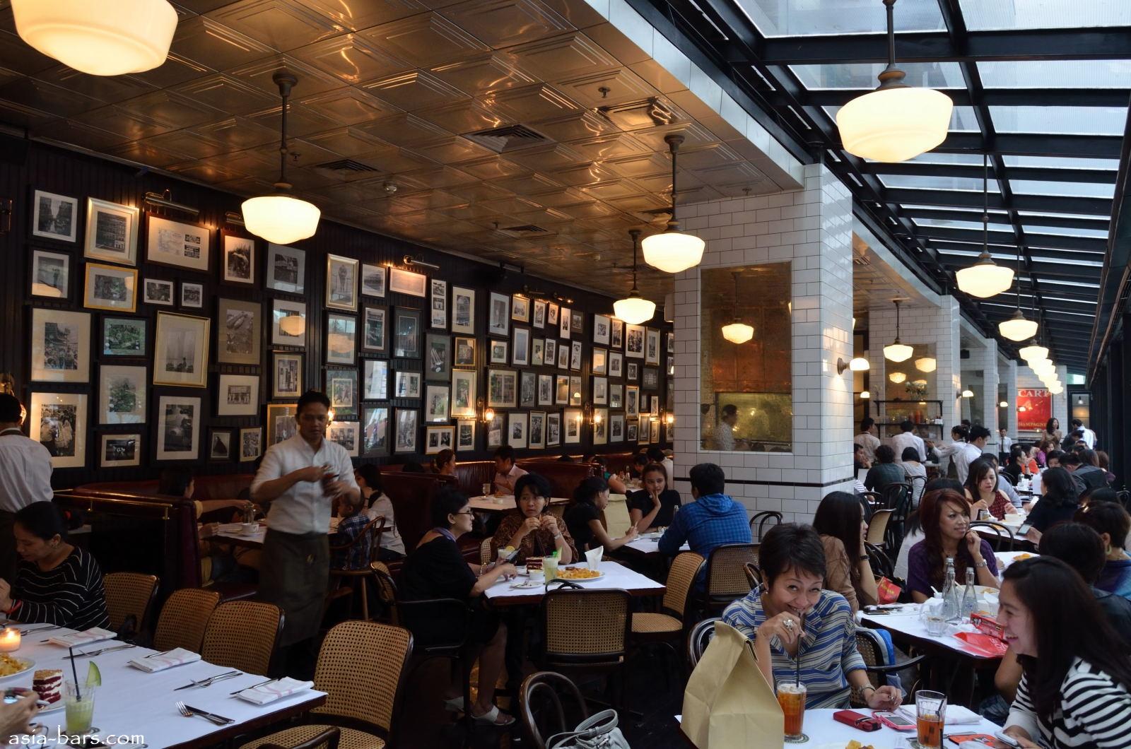 Union Brasserie Bakery Amp Bar Celebrated Restaurant In