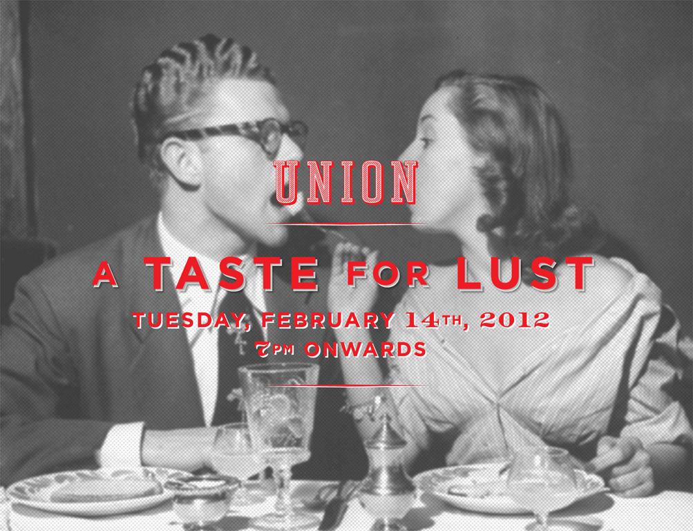 Union jakarta valentines
