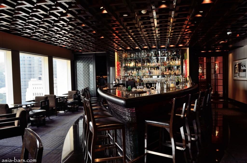 M Bar- Mandarin Oriental Hong Kong