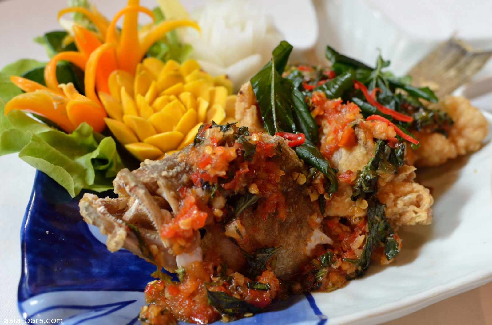 Thai Kitchen By The Sea Menu