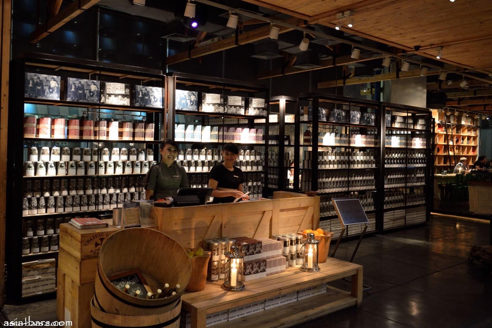 Social House Restaurant Bar Winepost In Jakarta