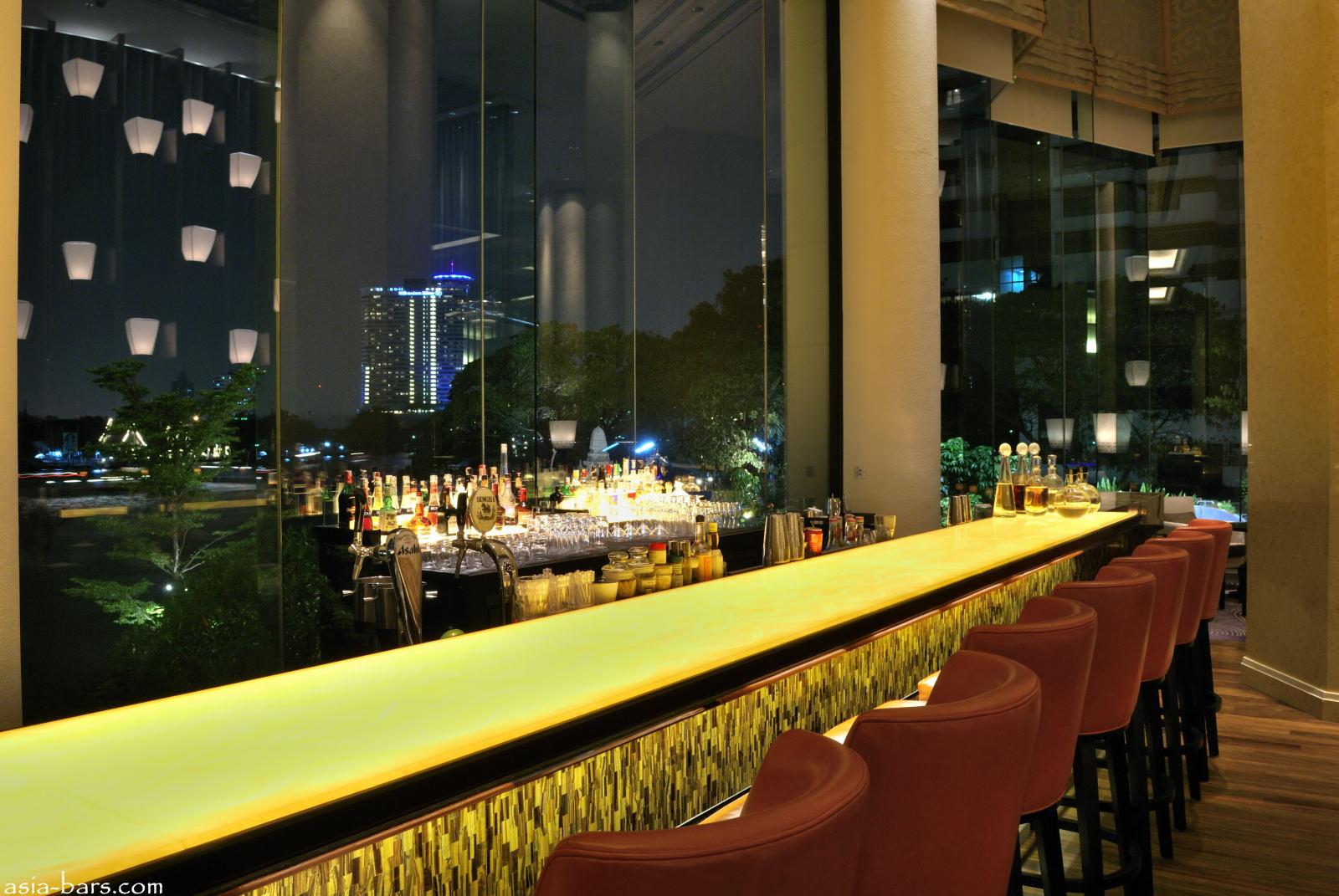 The Long Bar At Shangri La Hotel Bangkok Promotion For