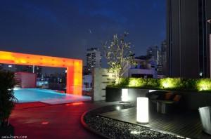 ambar songkran pool party