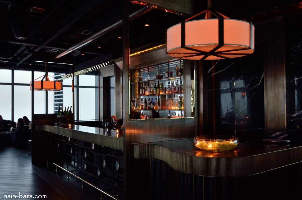aqua & aqua spirit- spectacular Hong Kong restaurant and bar ...