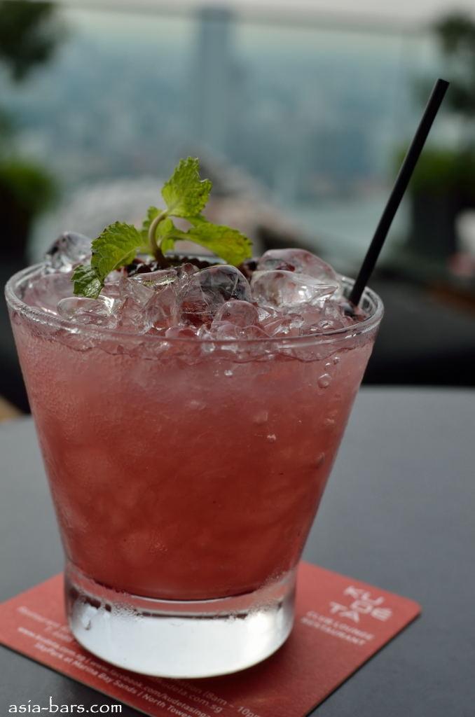 KU DÉ TA Singapore- enjoy delicious Signature Cocktails at the Club ...