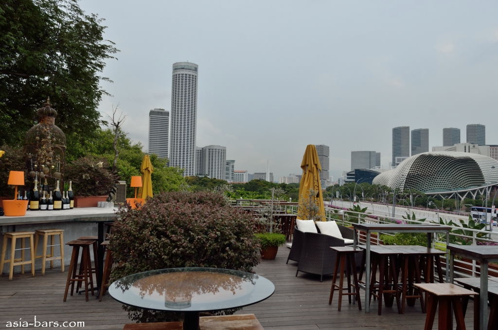 prelude singapore