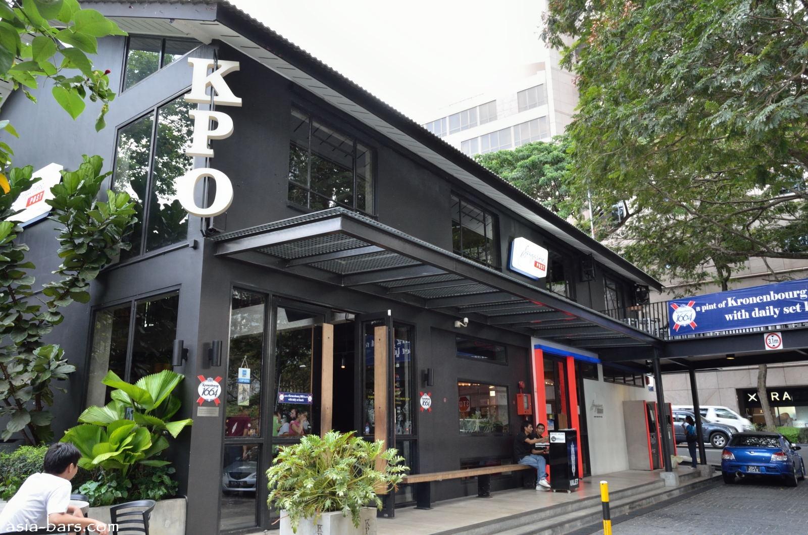 Kpo Cafe Bar Singapore