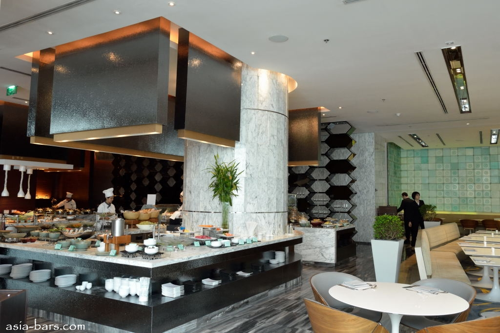 Latest Recipe Signature Restaurant At Le Meridien Bangkok
