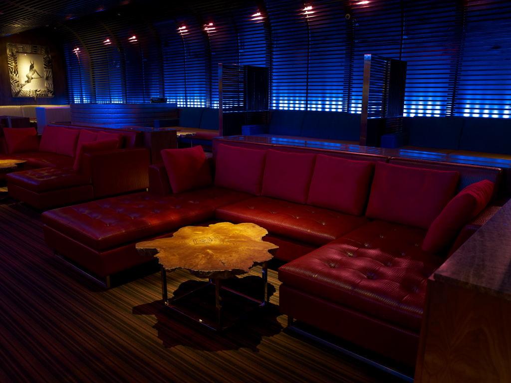 Pangaea International Celebrity Quot Ultra Lounge Quot Brand