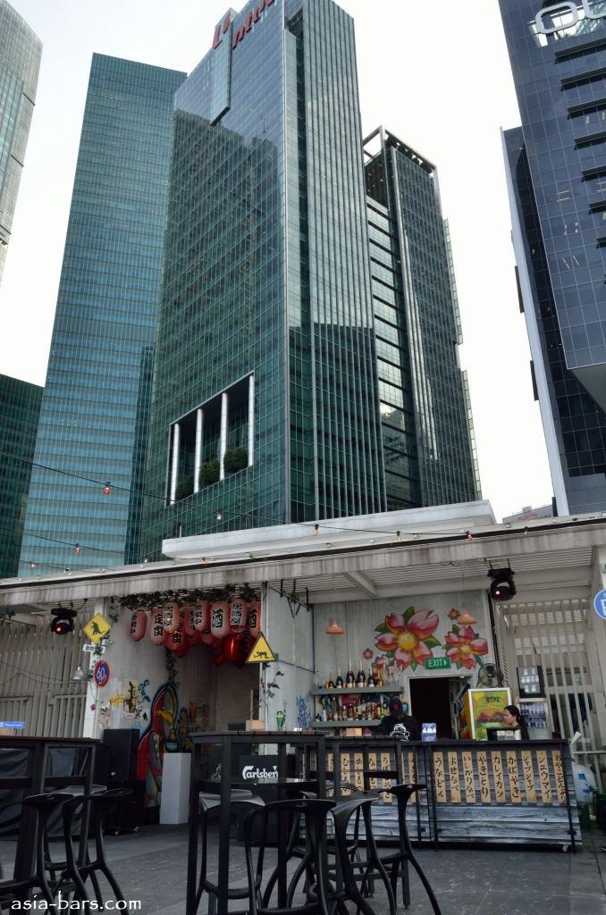 kinki rooftop singapore