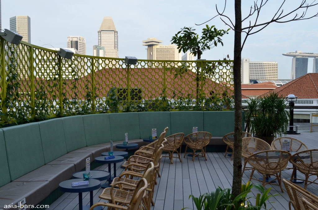 Loof The Original Standalone Rooftop Bar In Singapore Re