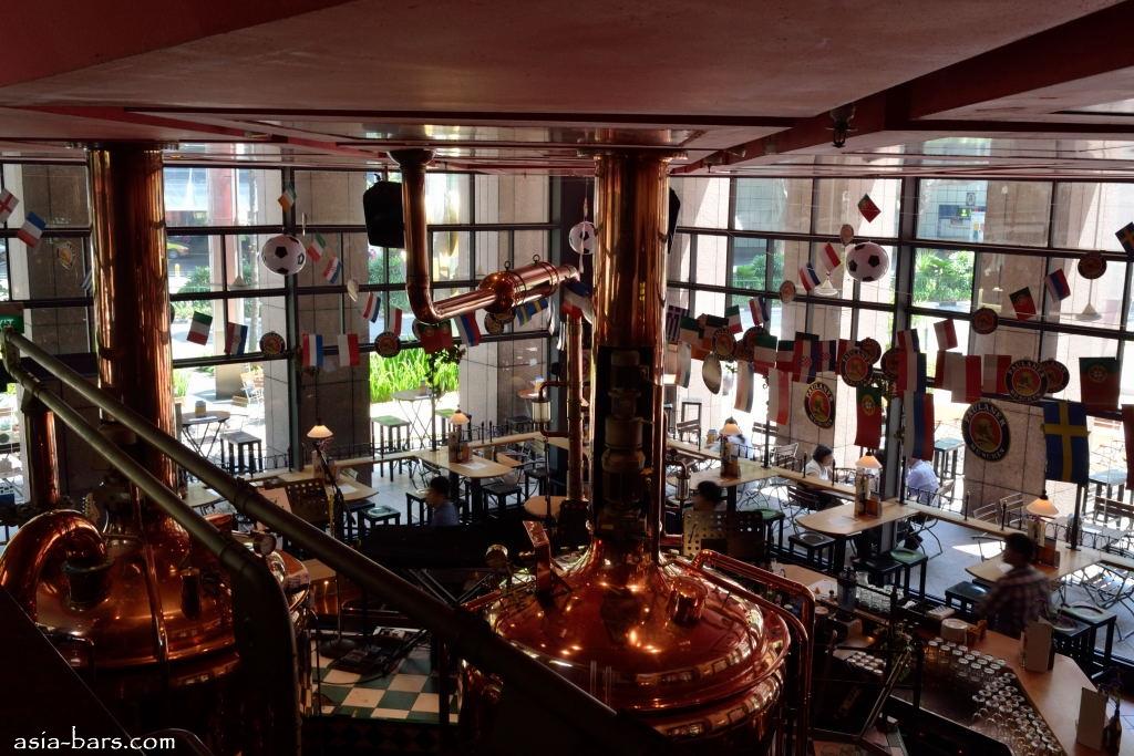 The Park Restaurant And Bar Oak Park