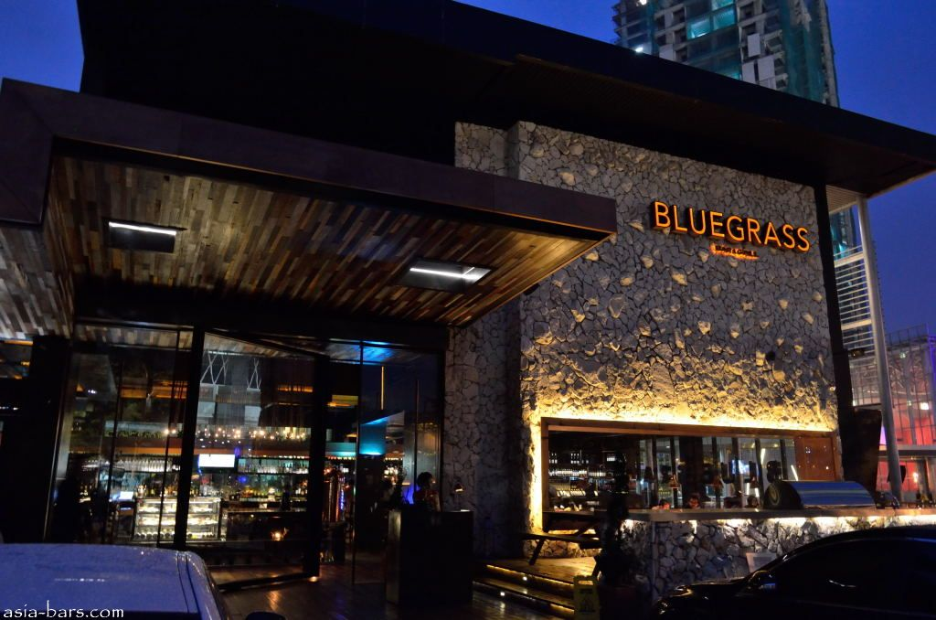 Bluegrass Bar & Grill- stylish eatery and bar in central Jakarta is one of the vibrant new ...