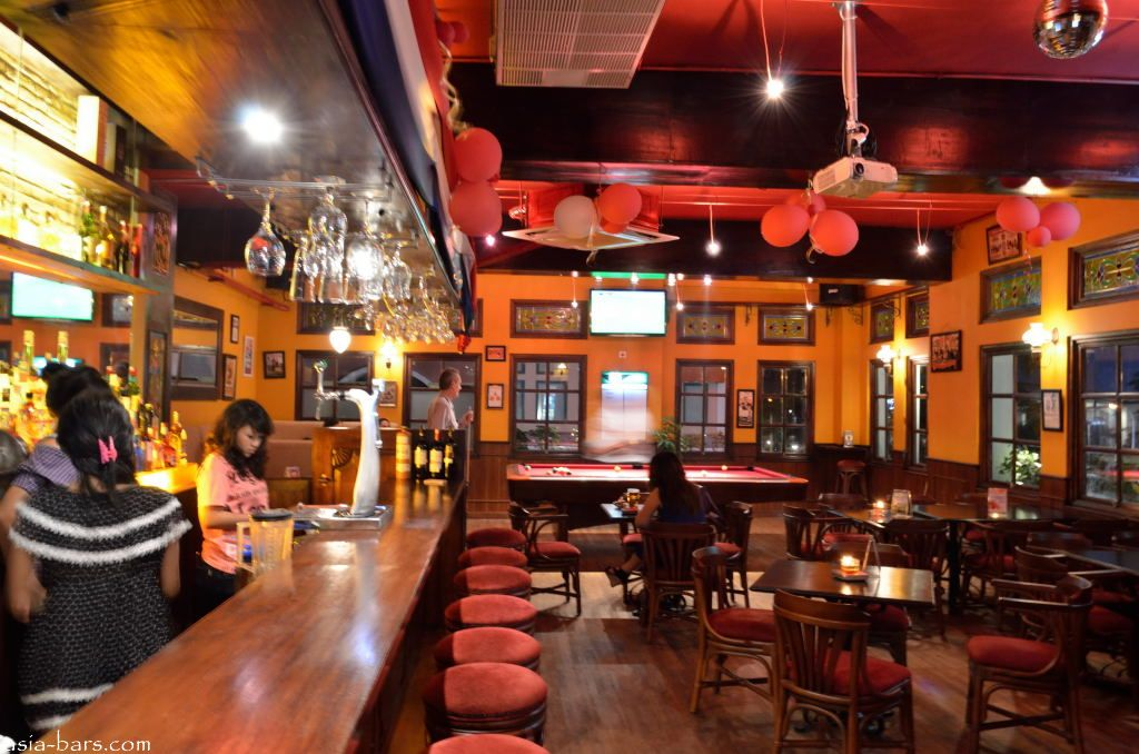 double doors jakarta & DOUBLE DOORS Bar u0026 Restaurant- latest European pub from Bugils Group ...