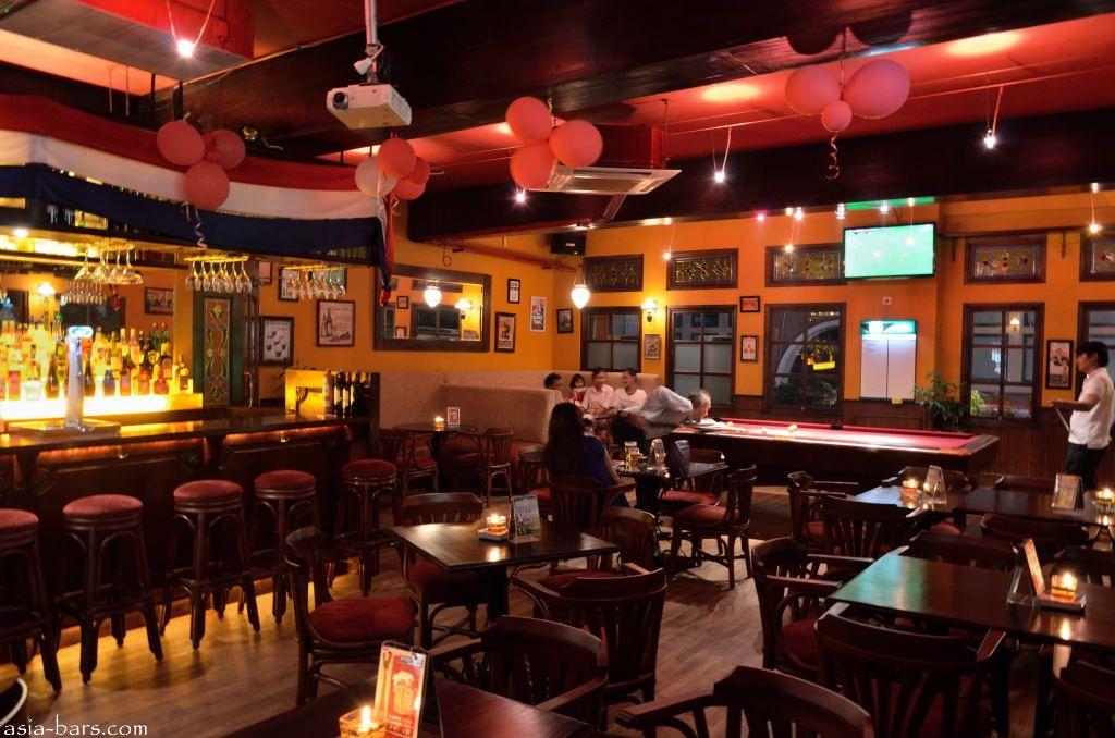 DOUBLE DOORS Bar amp Restaurant Latest European Pub From