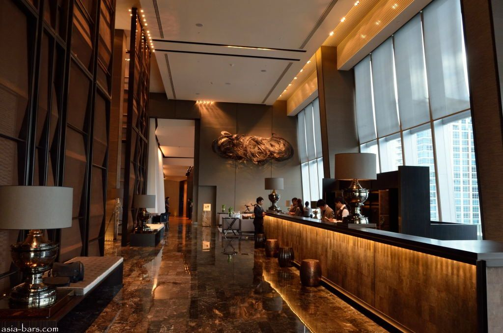 Elements Signature Restaurant At The Okura Prestige
