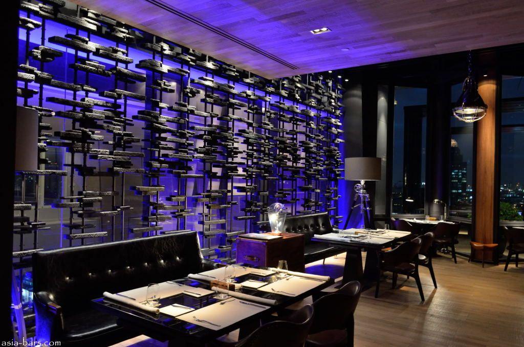 elements signature restaurant at the okura prestige bangkok well executed modern gourmet. Black Bedroom Furniture Sets. Home Design Ideas