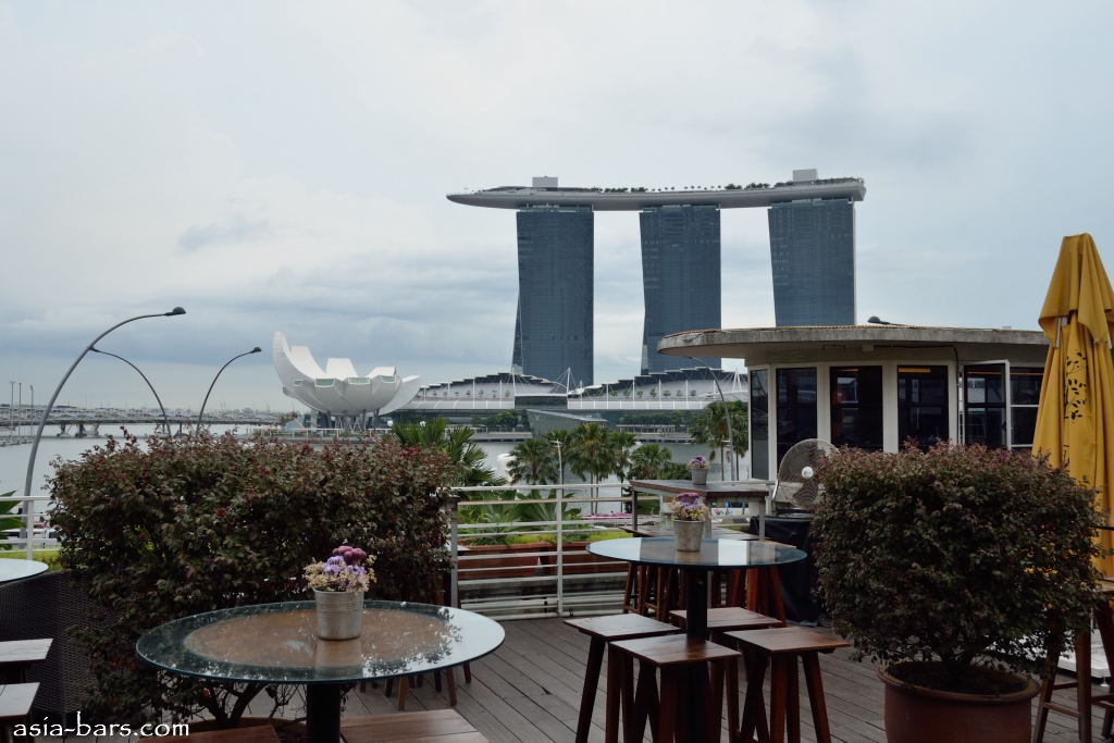 Restaurants Singapore New