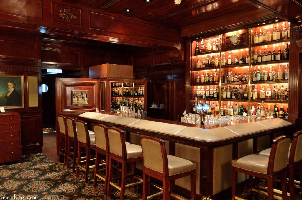 The Chinnery at Mandarin Oriental, Hong Kong- the refined luxury of ...