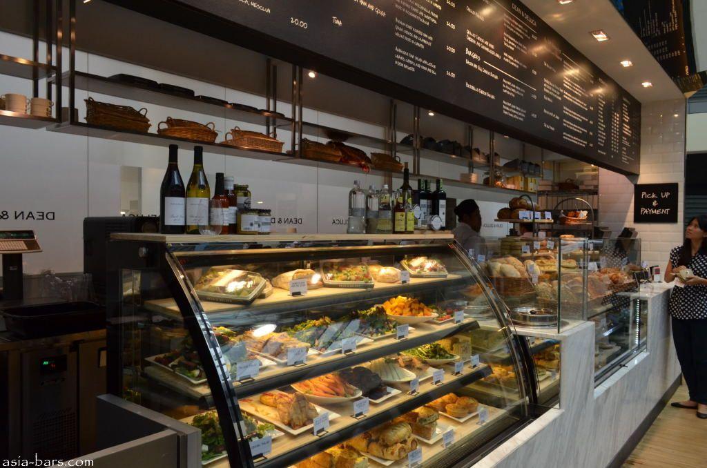 Dean & DeLuca Singapore- famous New York gourmet cafe ...