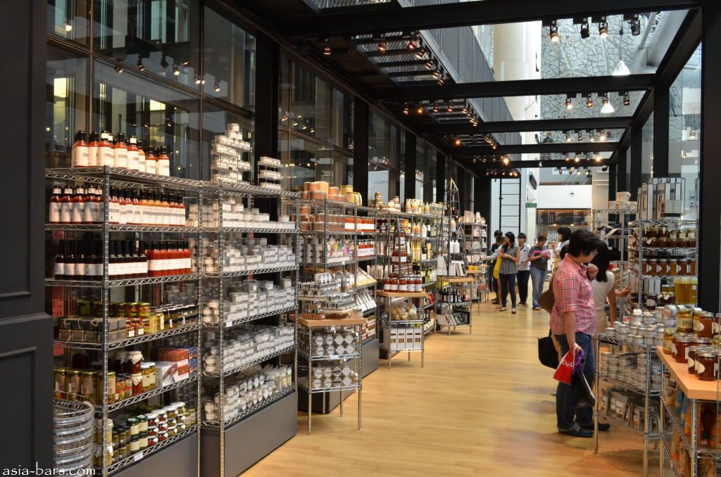 Dean & DeLuca Singapore- famous New York gourmet cafe opens ...