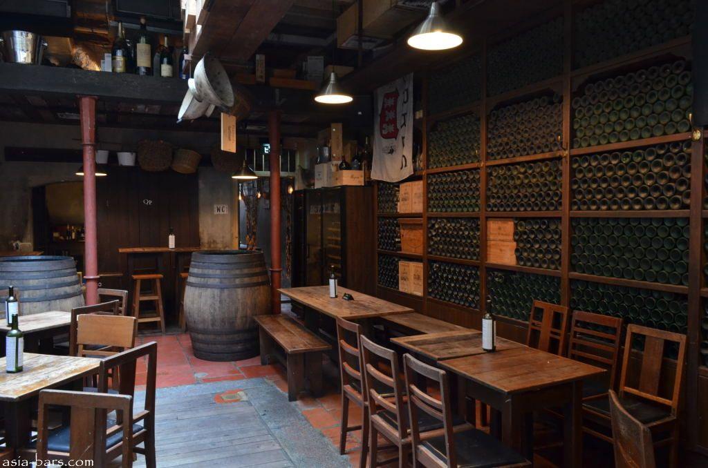 Que Pasa Authentic Wine Amp Tapas Bar In Singapore Since