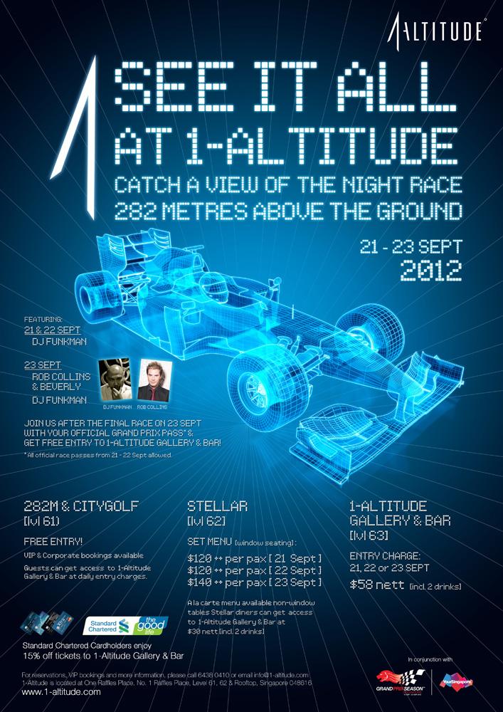 1 altitude F1