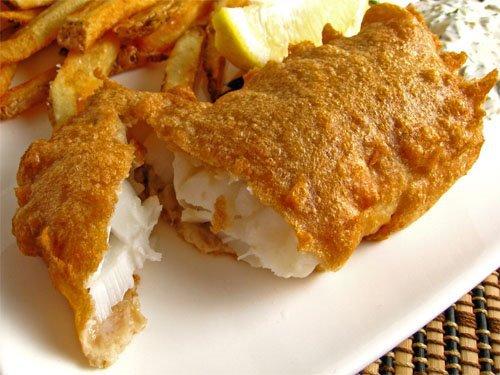 DRAFT Fish and Frites