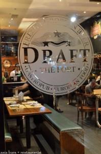 draft gastropub manila