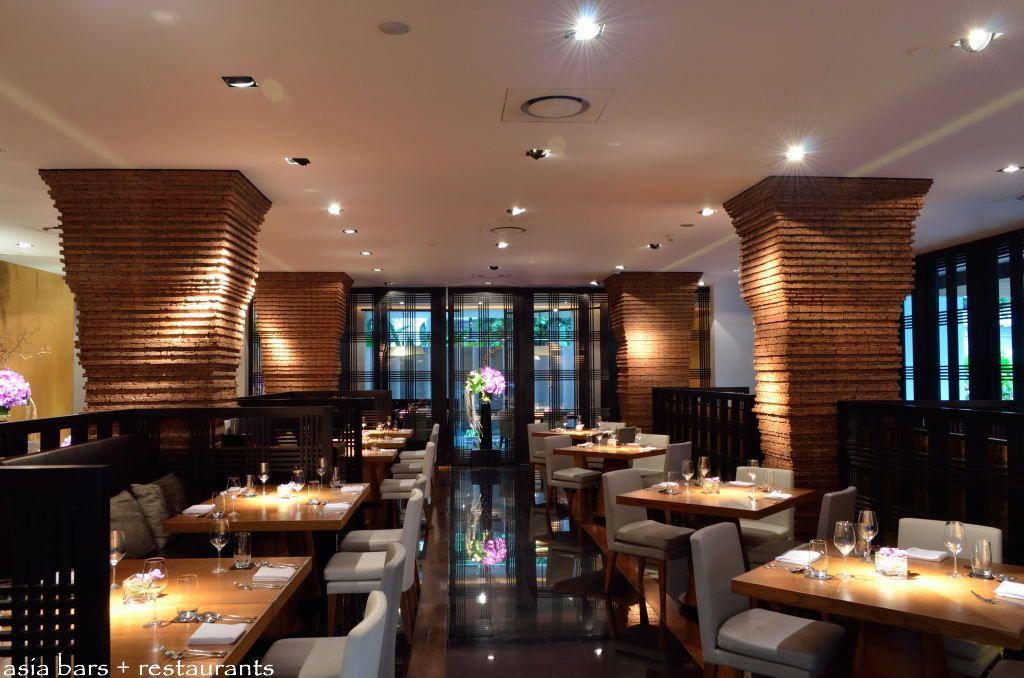 Nahm restaurant at the metropolitan bangkok asia bars for The restaurant