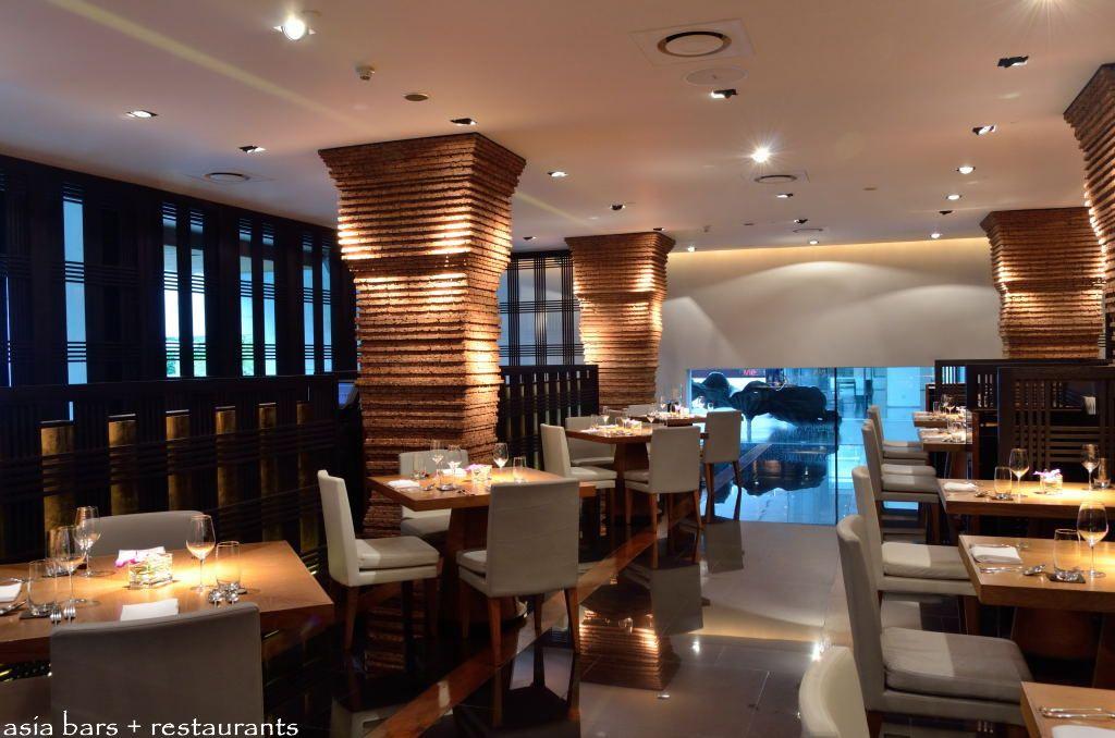 Nahm Restaurant At The Metropolitan Bangkok Asia Bars