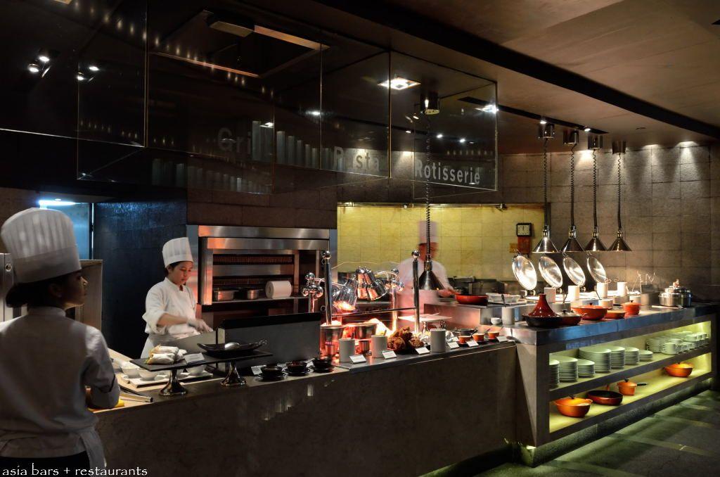 PASEO UNO Superb All Day Dining Restaurant At Mandarin Oriental