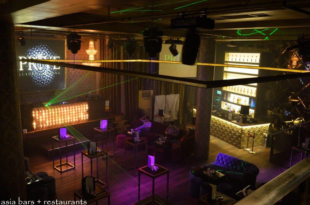 prive luxury club manila