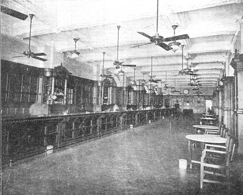 long bar shanghai 1912