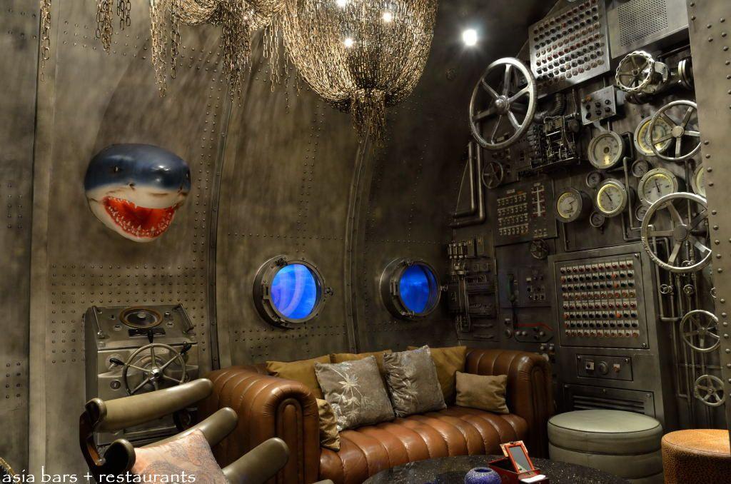 Salon De Ning Glamorous Lounge Amp Live Music Venue At The