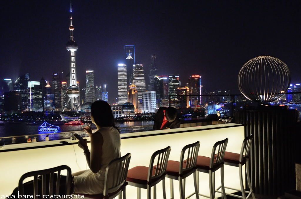 Sir Elly S Terrace Rooftop Bar At The Peninsula Shanghai