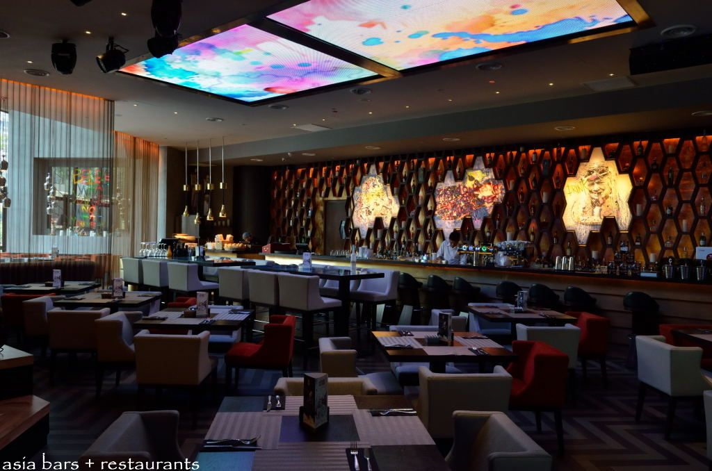 Circus Bar Lounge Amp Restaurant At Pavilion Kuala Lumpur