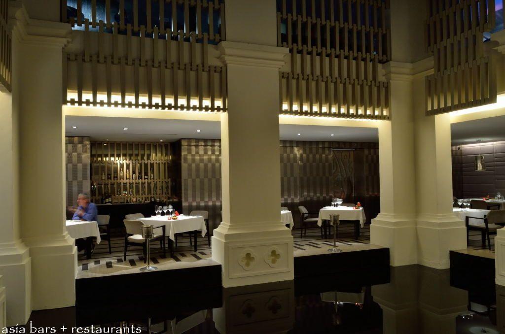 Frangipani Restaurant Bar Kuala Lumpur Asia Bars
