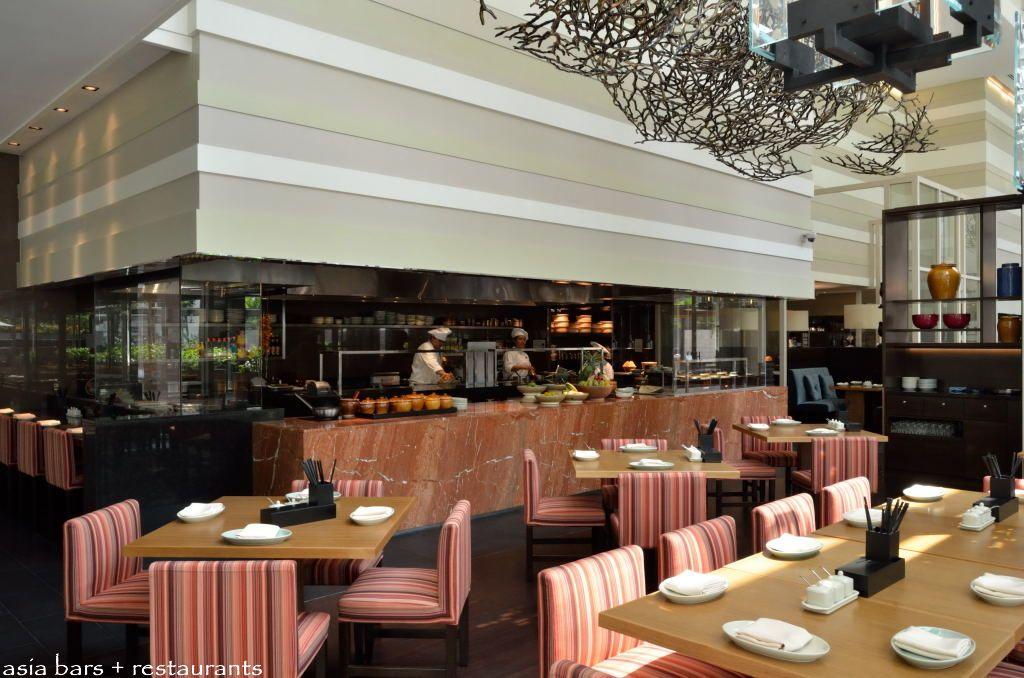 Jp Teres Indoor Outdoor Restaurant At Grand Hyatt Kuala Lumpur