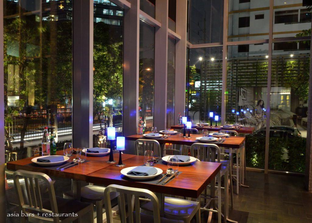 MANDOPOP- modern Chinese restaurant at Oriental Residence ...