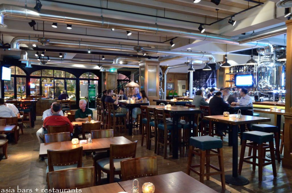 Shanghai Brewery 2 Microbrewery Restaurant Sports