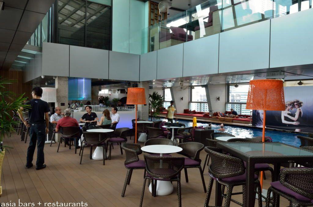 Skybar Rooftop Bar At Traders Hotel Kuala Lumpur Asia