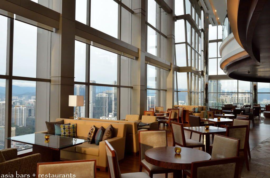 Thirty8 Restaurant Lounge Amp Wine Bar At Grand Hyatt Kuala