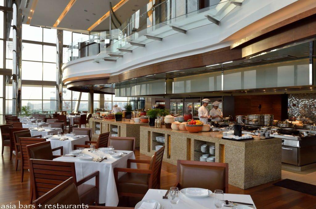 Dining in Bogota  W Bogota Hotel  Starwood Hotels