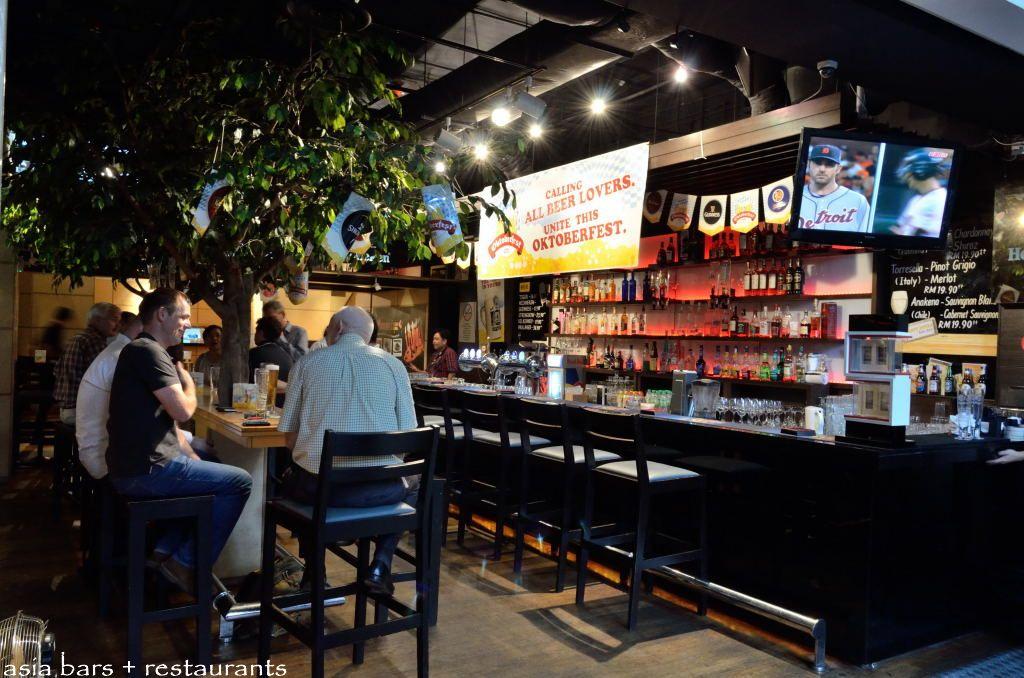 House Restaurant Bar Winepost In Kuala Lumpur Asia Bars