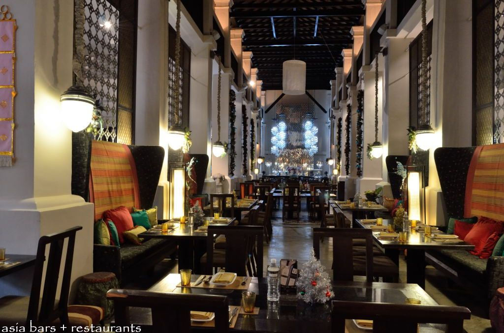 Jim Thompson Thai Restaurant Amp Wine Bar Singapore Asia
