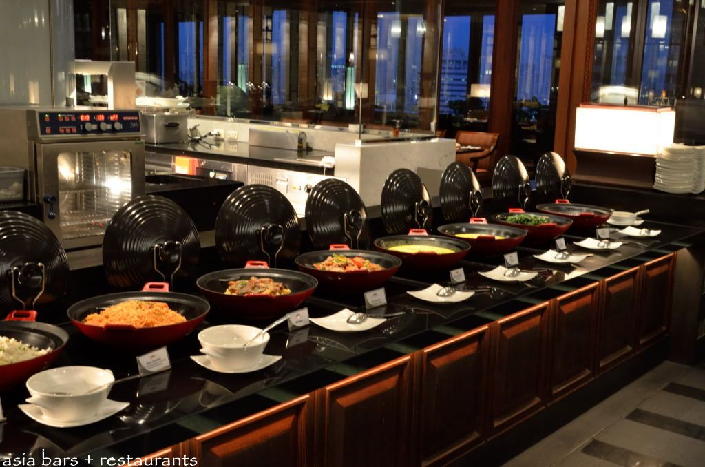 The Gourmet Kitchen Menu